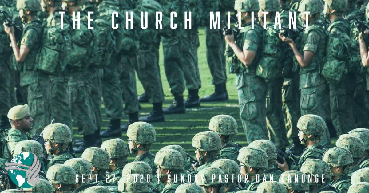 The Church Militant - YouTube